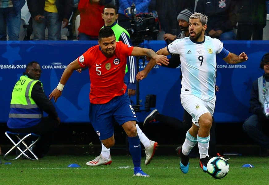 Argentina 2x1 Chile
