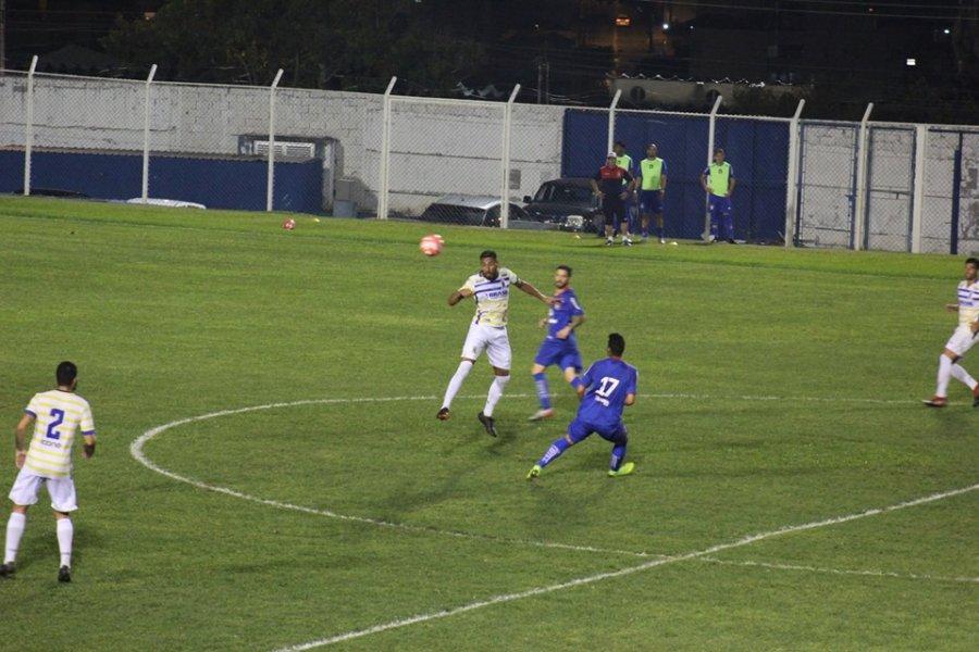 São Caetano 4x0 Santo André