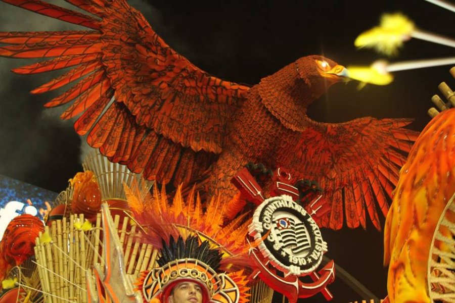 Carnaval 2018 - Gaviões da Fiel