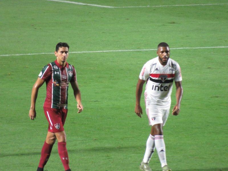 São Paulo 0x2 Fluminense
