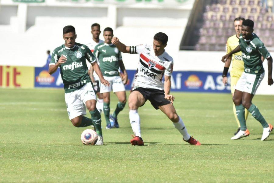 Palmeiras 0x0 São Paulo