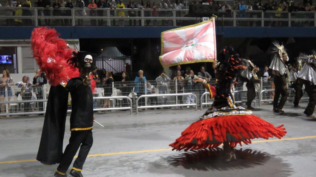 Desfile das Campeãs - Carnaval 2020