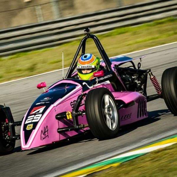 Etapa do Paulista de Automobilismo - Fórmula 1600