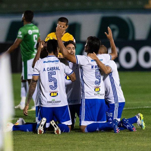 Guarani 2x3 Cruzeiro