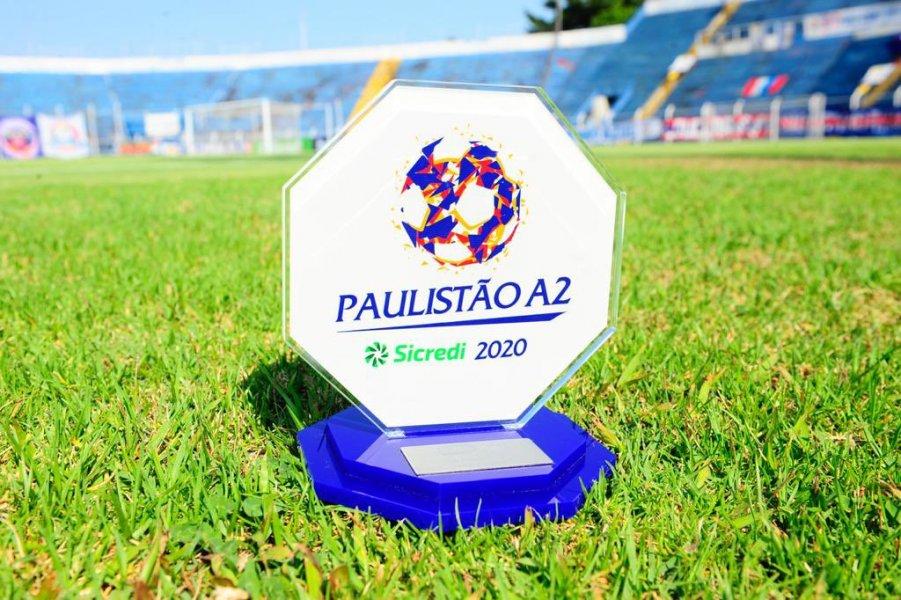 São Caetano Campeão da Série A2