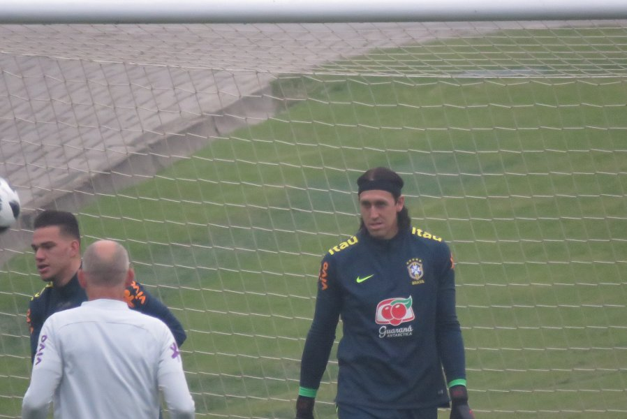 Seleção Brasileira - Granja Comary