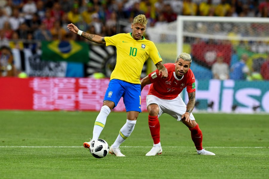 Brasil x Suiça